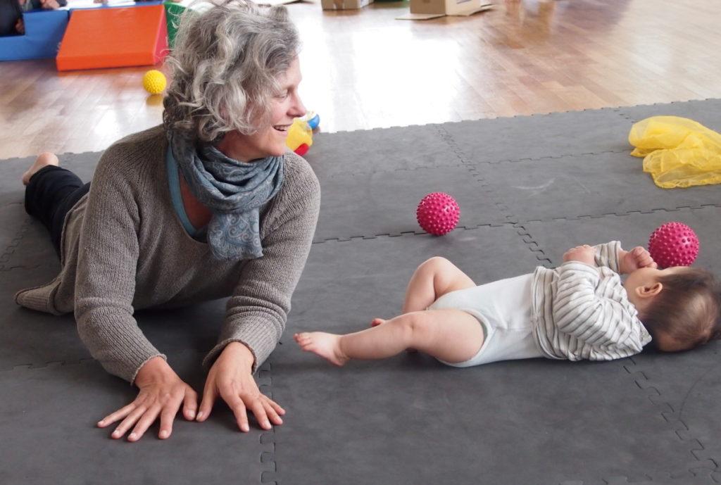 éveil corporel enfant Atelier du mouvement