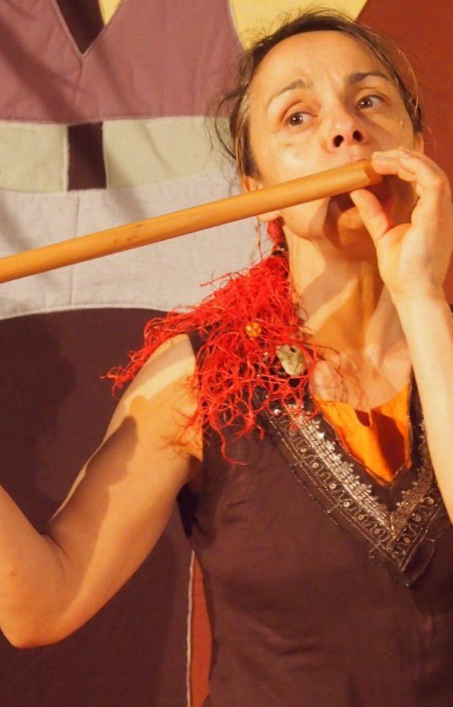 Guylène Haslé intervenante pour l'éveil musical