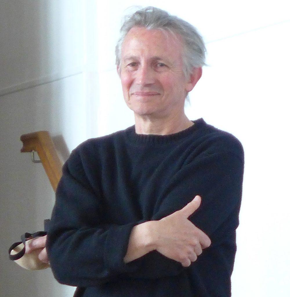 robert colleu intervenant Atelier du mouvement Hennebont